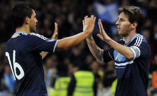 Can Argentina's world class attack lead them to World Cup glory?