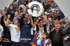 Montpellier's journey three years on from winning Ligue 1