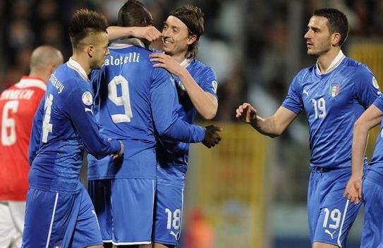 Italy Balotelli