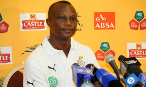Ghana: It's make or break for Kwesi Appiah