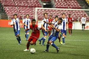 A European footballing revolution in Singapore