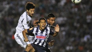 Mexicans beat Americans in CONCACAF Champions League semis