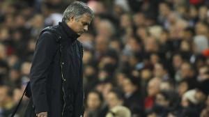 Mourinho turns the screw