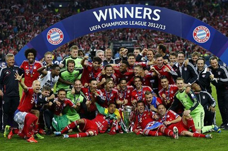 Bayern Munich Champions League