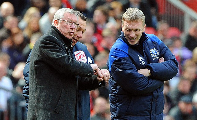 United's decline mirrored that of Fergie's