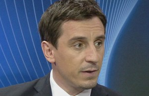 Battle of the football pundits: the genius that is Gary Neville