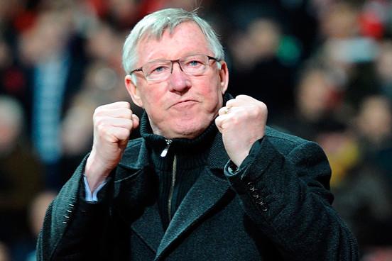 The media and Sir Alex Ferguson