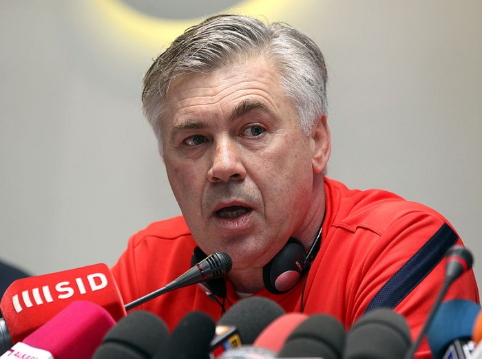 Ancelotti the stand out candidate to replace Moyes