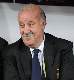 Del Bosque amended