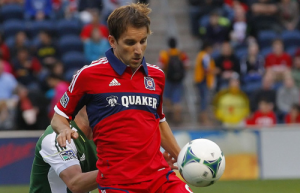 Spot kick misfire costs Chicago yet again
