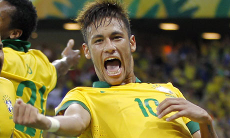 Why Neymar will shine in Brazil