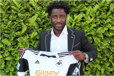 Laudrup recently broke Swansea's transfer record with the £12.7m signing of Wiflried Bony.