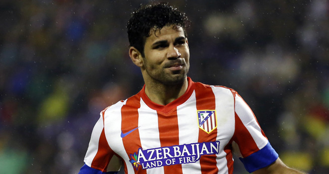 Is Diego Costa really the right striker for Chelsea?