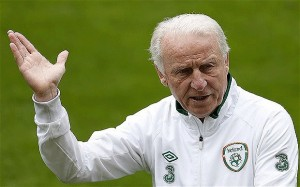 Trapattoni names Ireland squad for Sweden and Austria qualifiers