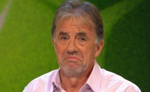 Lawrenson gets a reducer, Twitter falls silent and Soldado takes it easy