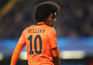 What lies behind Willian's move to Chelsea?