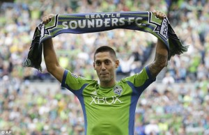 Dempsey becomes the MLS' new posterboy