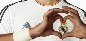 PIC: Bale's heart is in Madrid