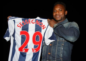 That's magic: West Brom sign Sunderland's Sessegnon