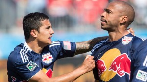 Henry belter helps Red Bulls claim Supporters' Shield