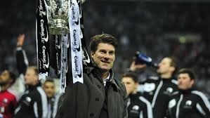 Did Michael Laudrup's League Cup success enhance his standing with Real Madrid?