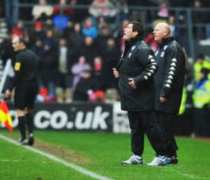 The end of the Clough reign...again