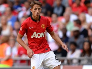 Video: Adnan Januzaj scores a cracker for Man Utd Reserves