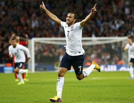 Andros Townsend England