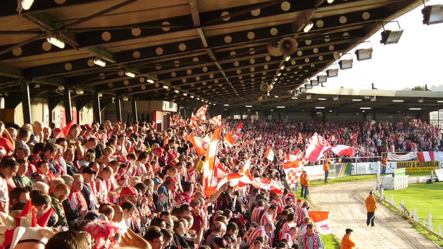 An Aussie Abroad: Derry City FC, my new favourite club ...