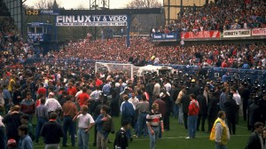 The fateful day at Hillsborough