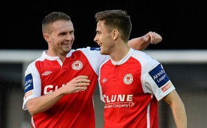 St. Pat's win Airtricity League title