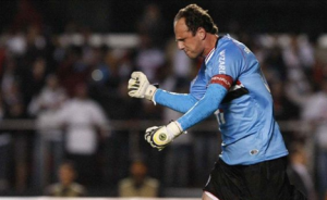 Video: Keeper Rogerio Ceni scores his 118th career goal