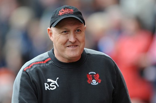Russell Slade Leyton Orient