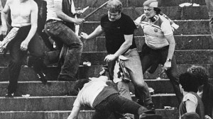 On this day in '83: English hooliganism in Luxembourg