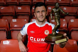 Brennan lands top prize at PFAI awards