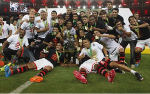 Video: Flamengo clinch Brazilian Cup