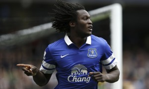 GIF: Lukaku doubles Everton's lead against Arsenal