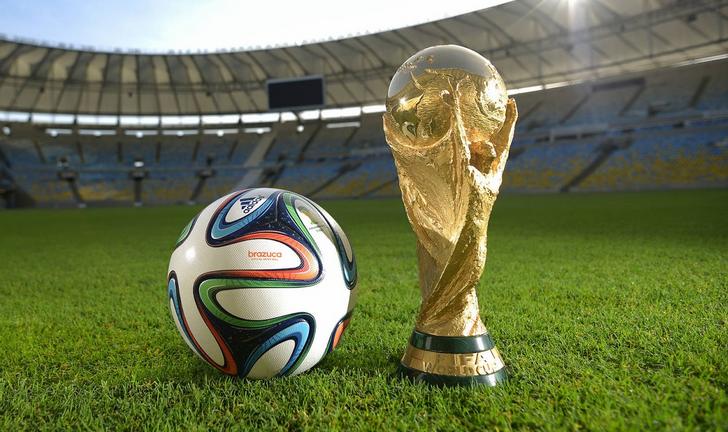 World Cup Brazuca