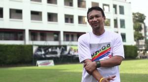 The Singaporean who set Groningen on fire