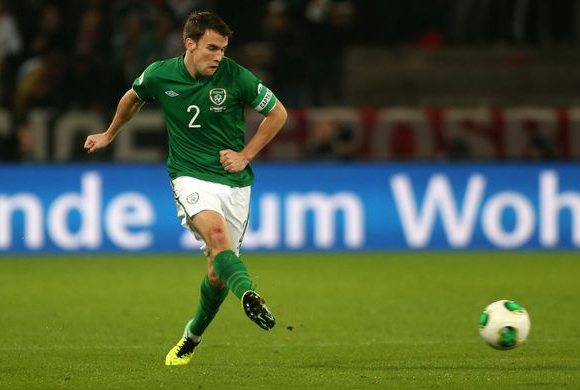 What is Seamus Coleman's best position?