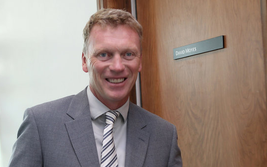 David Moyes United