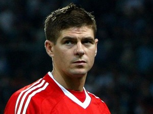 Gerrard: Defensive midfielder?