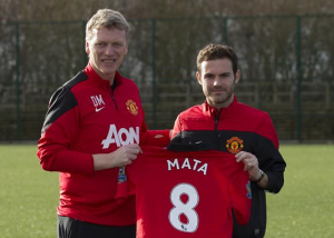 Mata's debut creates understandable excitement
