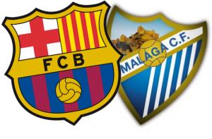 Highlights: Barcelona 3-0 Málaga
