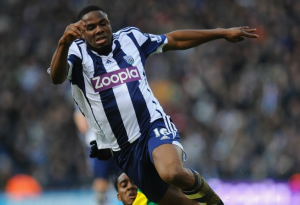 Victor Anichebe - The key to Albion's survival