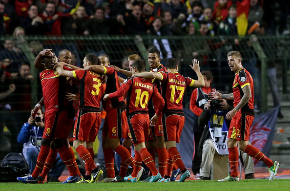 Immigration could be the key to Belgium's World Cup success