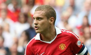 Pic: Vidic inks deal to join Internazionale