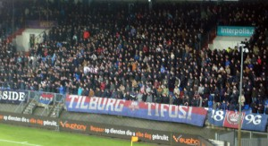 The Tilburg Tifosi's twitter feed suggests they were having an off day.