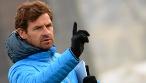 Villas-Boas parachuted into yet another cauldron