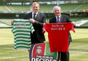 Are glamour ties good for Irish football?